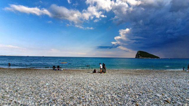 Topçam Antalya Piknik Mangal Alanları Deniz Manzarası (13)