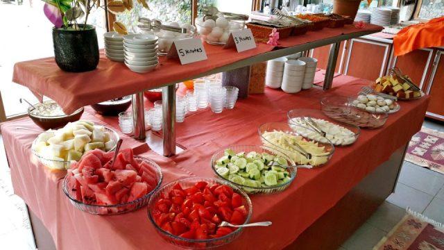 Dalyan Riverside Hotel Breakfast - Hotels in Dalyan Turkey