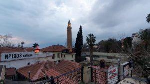 Antalya Saat Kulesi Kale Kapısı Turistik Mekanlar