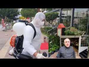 Corona Virüsüne Karşı Önlem - Nasreddin Et ve Tandır Restaurant Antalya