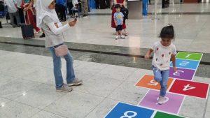 Sabiha Gökçen Hava Alanı Istanbul Havalimanı Iç Hatlar Yolcu Terminali