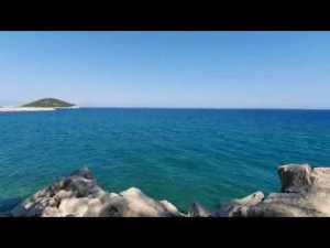Küçük Çaltıcak Antalya Kayalıklardan Deniz Manzarası
