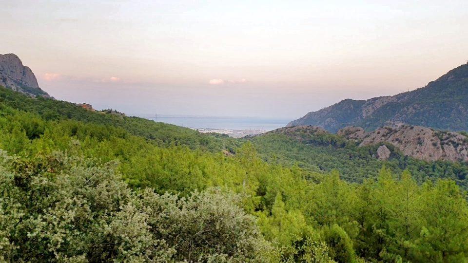 Antalya Altınyaka Deniz Manzarası Çam Ormanları_21