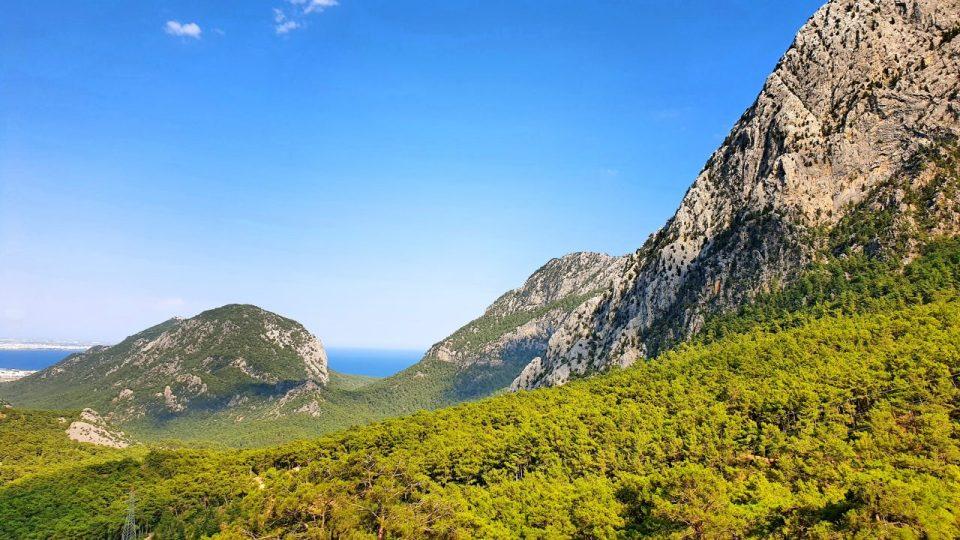 Dev Salıncak – Antalya Altınyaka Deniz Manzarası Çam Ormanları_2