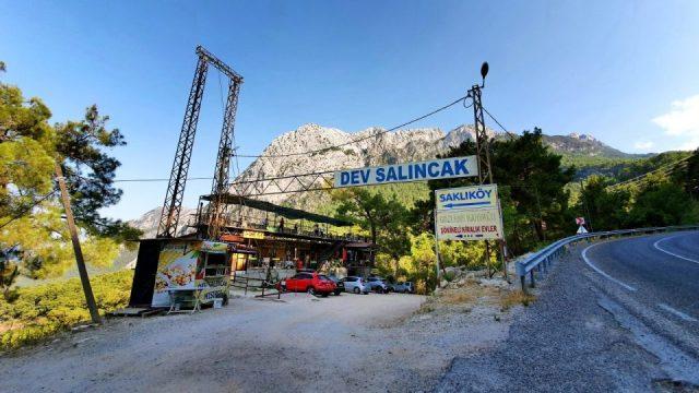 Dev Salıncak - Antalya Altınyaka Deniz Manzarası Çam Ormanları_4