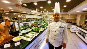 Açık Büfe Kahvaltı - Blue Garden Hotel - Konyaaltı Oteller Antalya