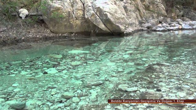 Antalya kanyon cenneti: Beldibi - Göynük Kanyonları