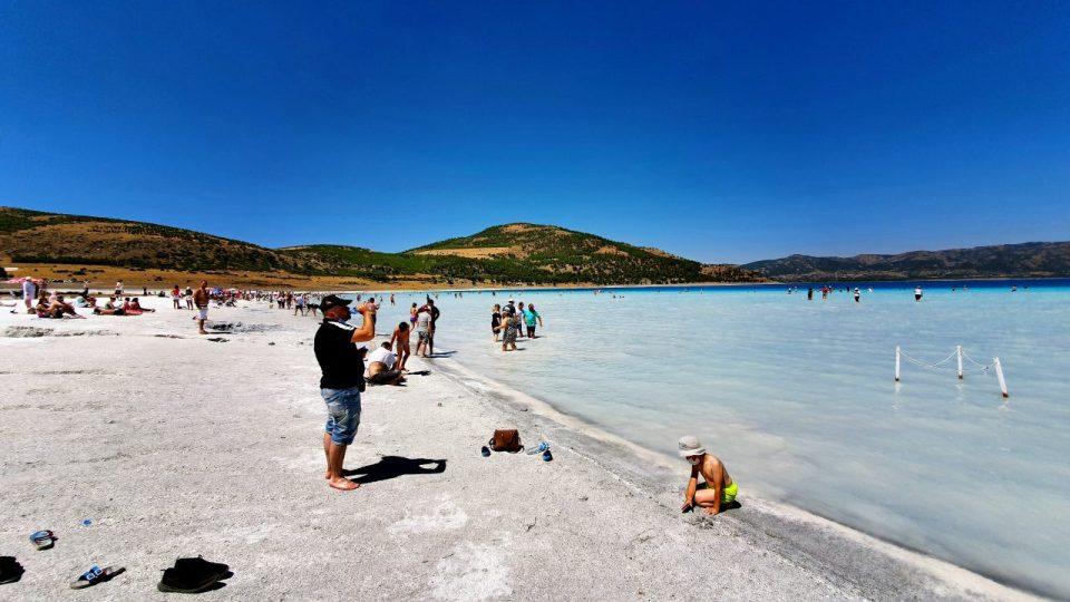 beyaz adalar plajı manzara salda gölü sahilleri_15