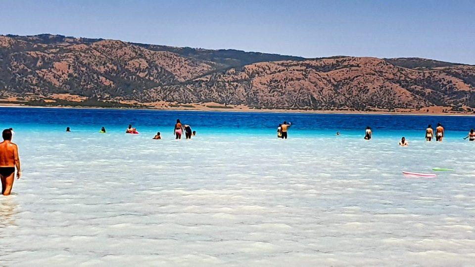 beyaz adalar plajı manzara salda gölü sahilleri_9