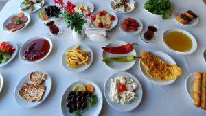 Blue Garden Hotel Kahvaltı - (0242) 228 89 00  Konyaaltı Antalya