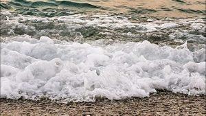 Deniz Dalgaları Ağırçekim - Konyaaltı Plajı Antalya (Müzik Ali Aksoy)