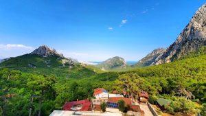 Dev Salıncak Altınyaka Yolu Antalya
