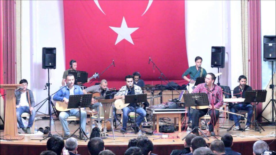Grup ORHUN & Ali Aksoy – KÜRŞAD İHTİLALİ