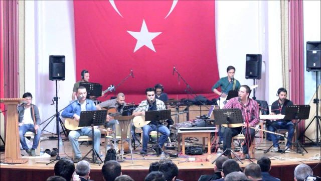 Grup ORHUN & Ali Aksoy - KÜRŞAD İHTİLALİ