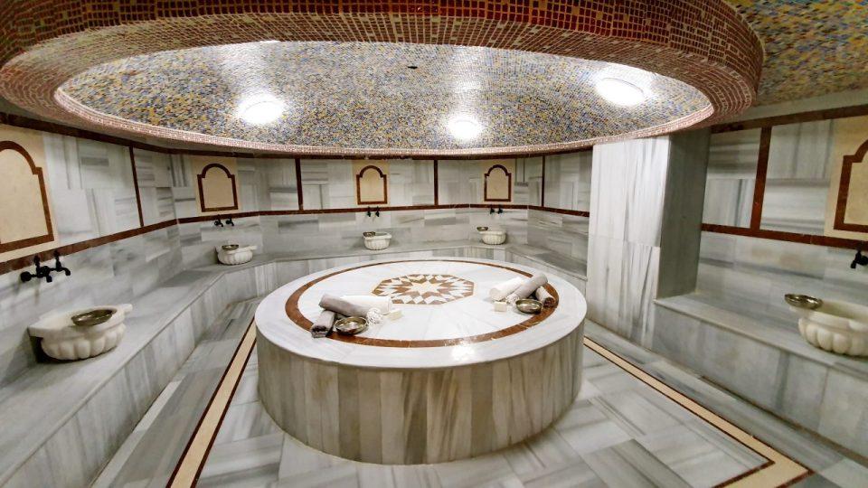 hamam sauna masaj köpük tuz buhar odası spa blue garden hotel konyaaltı antalya_25