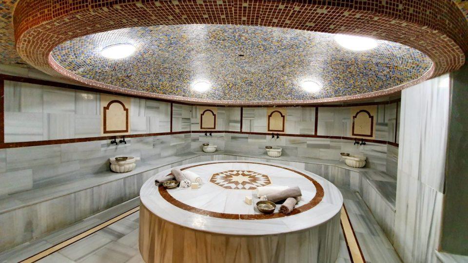 hamam sauna masaj köpük tuz buhar odası spa blue garden hotel konyaaltı antalya_32