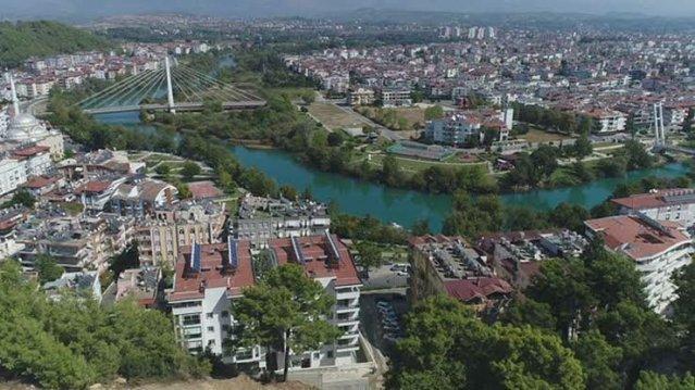 Antalya Manavgat İlçesi