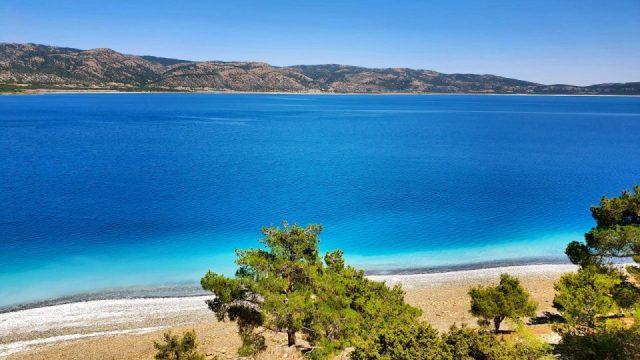 salda gölü manzaraları göl manzarası sahiller_6