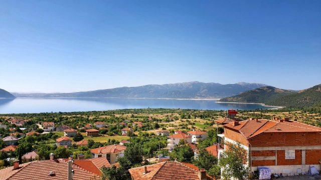 Salda Gölü Göl Manzaralı Oteller - Duman Home VIP