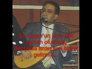 Tanrı Dağda Hac - Ali Aksoy