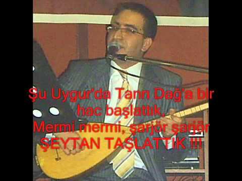 Tanrı Dağda Hac Ali Aksoy