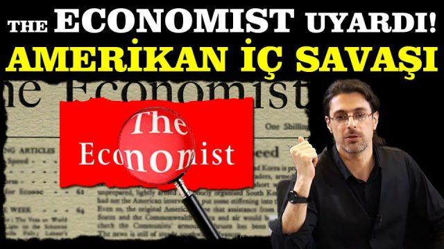 The Economist'ten Büyük Uyarı! Hamza Yardımcıoğlu