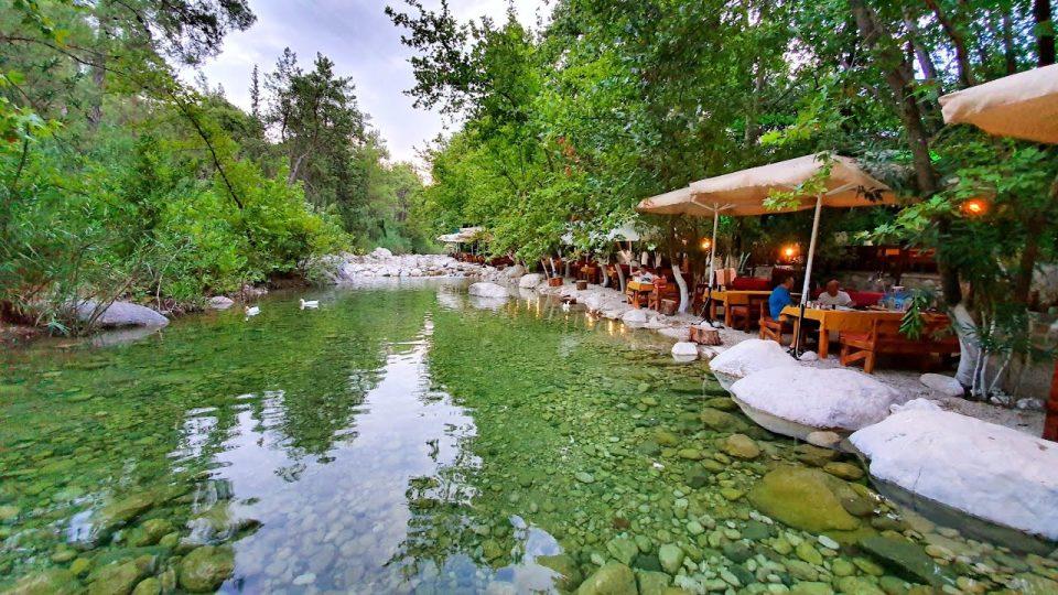 Yarıkpınar Meydan Restaurant – Tekirova Kemer Antalya