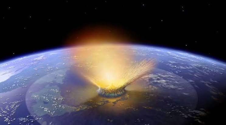 Dünyaya bir meteor göktaşı çarpacak olsa – uzay evren yıldız kayması 5