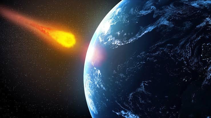 Dünyaya bir meteor göktaşı çarpacak olsa – uzay evren yıldız kayması 6