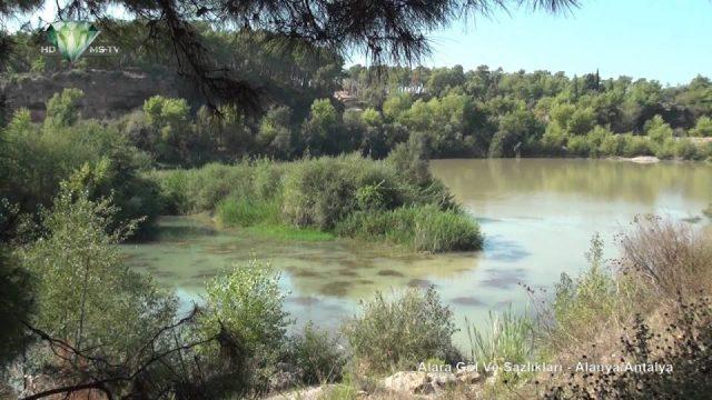 Alara Kalesi ve Alara Irmağı Alanya Antalya