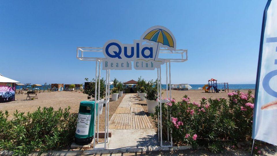 antalya lara plajları qula beach club restaurant cafe bar plaj canlı müzik 16