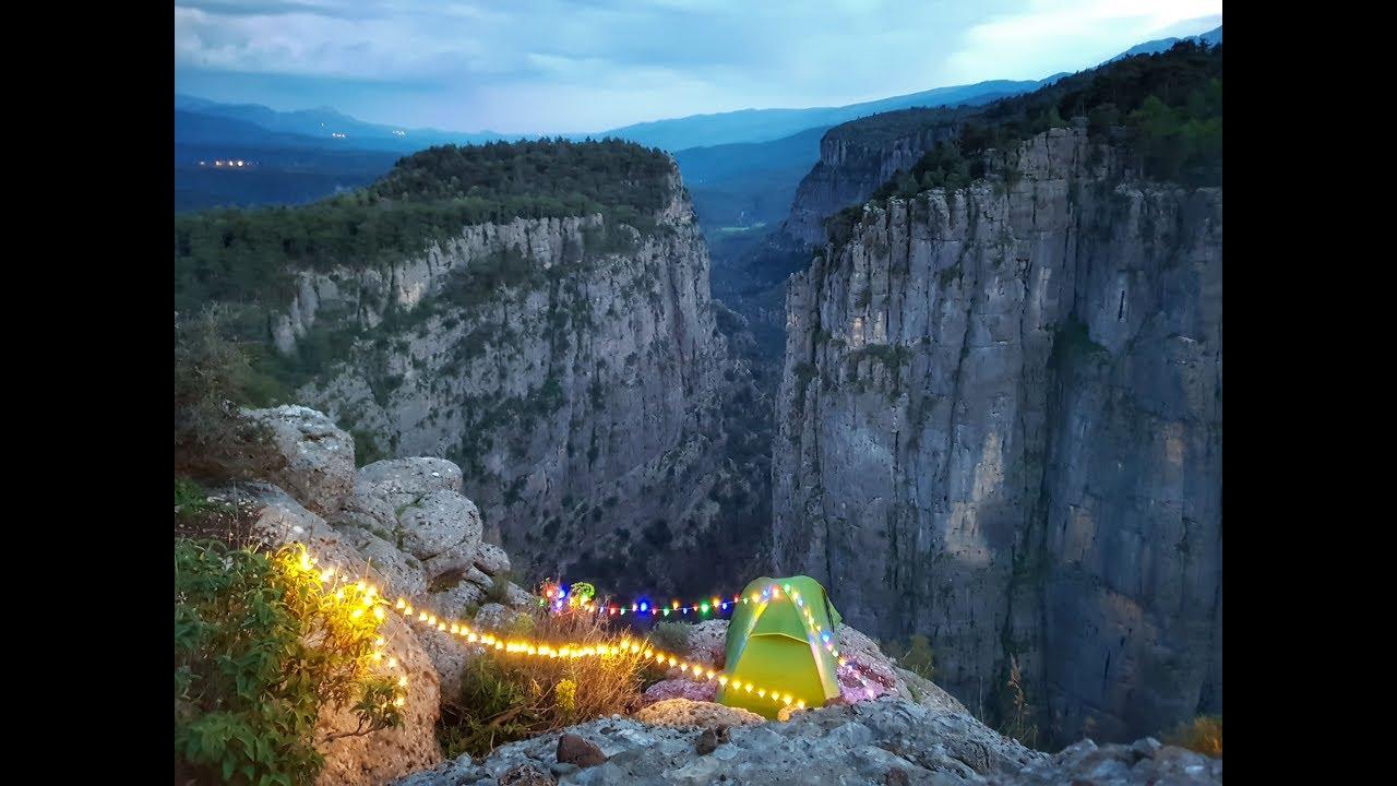 Antalya Tazı Kanyonu Nerede Tazı Kanyonu Nasıl Gidilir Tazı Kanyonunda Kamp