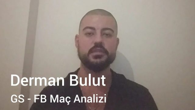 Formasyon Balosu - Galatasaray Fenerbahçe Maç Analizi Derman Bulut