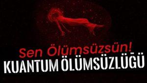 Kuantum parçacıklarında ölümsüzlük teorisi !