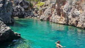 Porto Ceneviz Koyu Adrasan Antalya