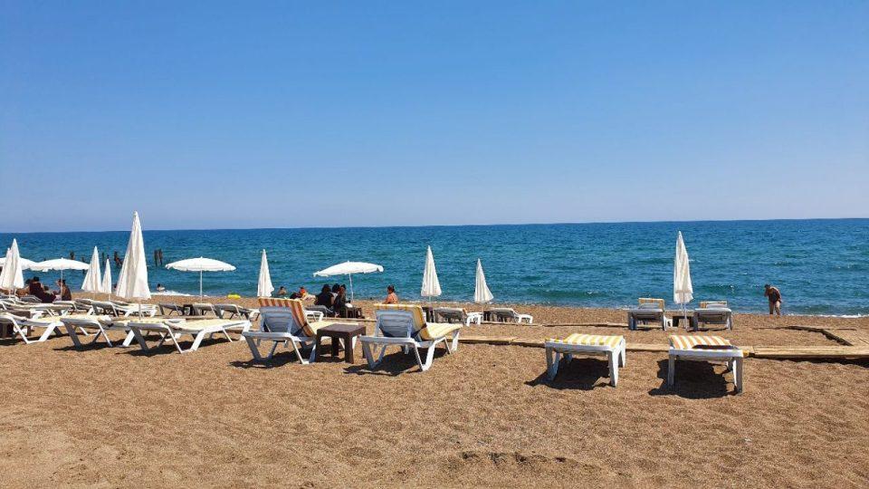 qula beach club restaurant lara plajları antalya 5