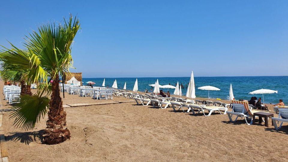 qula beach club restaurant lara plajları antalya 6