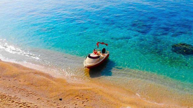 Tekne ile kamp nasıl yapılır ? Suluada Tekne Turu