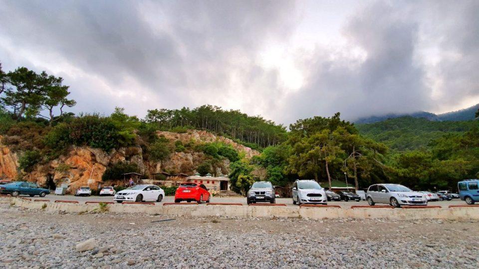 topçam piknik alanı antalya mangal yerleri sahilleri plajları gezilecek yerleri 8