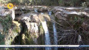 Yerebatan Şelaleleri - Güver Uçurumu Kanyonu Antalya