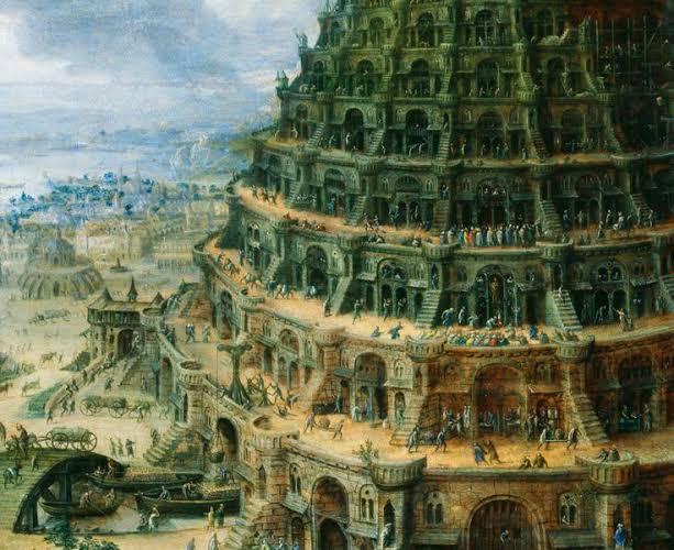 babil kulesi nedir kim kurmuş kim yıkmıştır sümerler babylon tower of babel 3