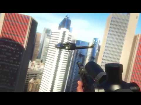 Sniper 3D Assassin – Ücretsiz Silah Oyunları Keskin Nişancı Savaş Oyunu