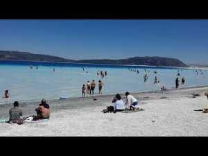 Salda Gölü Beyaz Adalar Plajı - Türkiye'nin Maldivleri