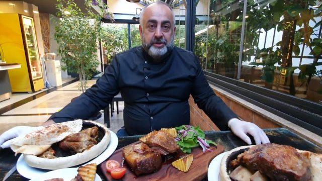 Nasreddin Restaurant - Gel Al Servisi