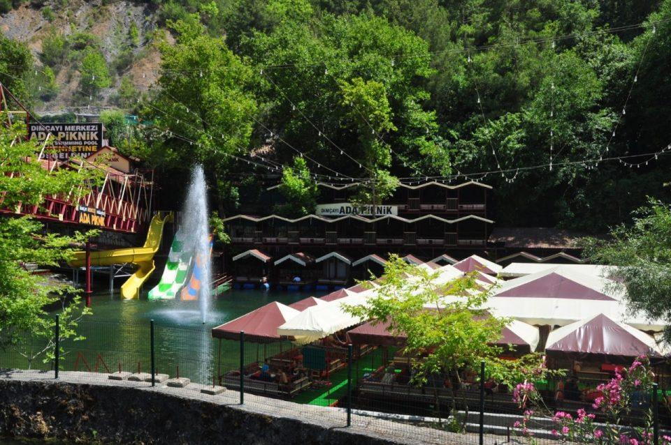 alanya gezilecek yerler dimçayı kahvaltı mekanları ada piknik restaurant (8)