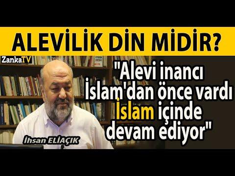 """ALEVİLİK DİN MİDİR? """"Alevi inancı İslam'dan önce vardı, İslam içinde devam ediyor"""" İhsan Eliaçık"""