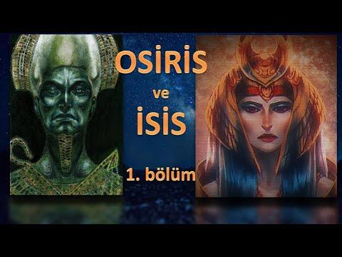Osiris ve İsis (1.bölüm) - Astroteoloji / Mitoloji