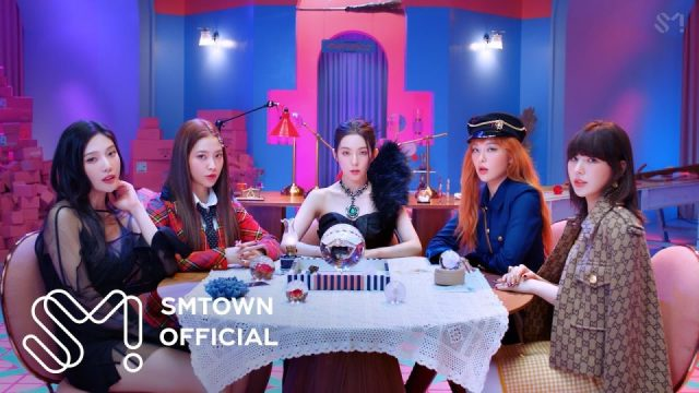 Red Velvet Queendom Lyrics English Translation