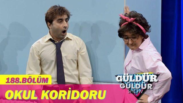 Güldür Güldür Show'un en çok izlenen bölümü: Bilal ve Naime - Okul Koridoru