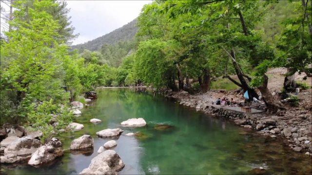Üzümdere Irmağı - İbradı Antalya - Nerededir, Nasıl gidilir ?